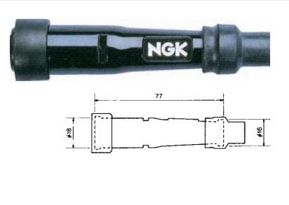 NGK Zündkerzenstecker - Typ SD05F