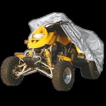 Büse ATV / Quad Abdeckplane Outdoor - Grau
