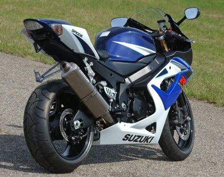 Bodis Exhaust THREE-TEC Slip-On Titan für Suzuki GSX-R 1000 05-06 – Bild 4