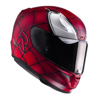 HJC RPHA 11 - SPIDERMAN / MC1SF - Integralhelm / Sporthelm