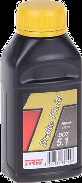Lucas Bremsflüssigkeit DOT 5.1 - 0,25 Liter (250ml)