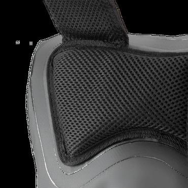 Büse Motorradrucksack wasserdicht 30 Liter in schwarz / neongelb – Bild 2