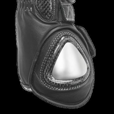 Büse Misano Motorradhandschuhe in schwarz – Bild 2