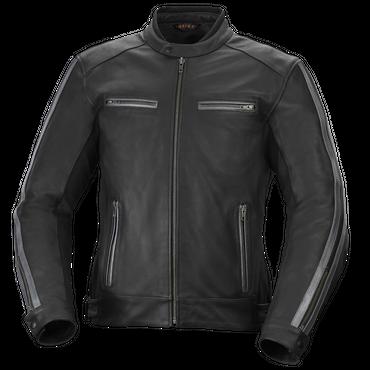 Büse Reno Motorradjacke für Herren in schwarz – Bild 1