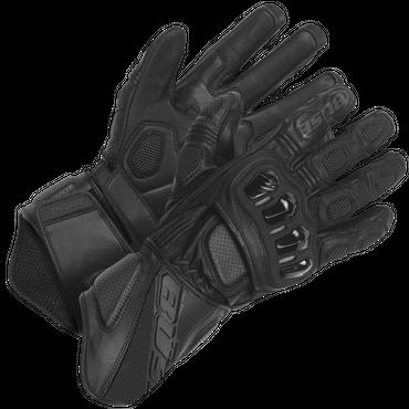 Büse Aragon Motorradhandschuhe in schwarz