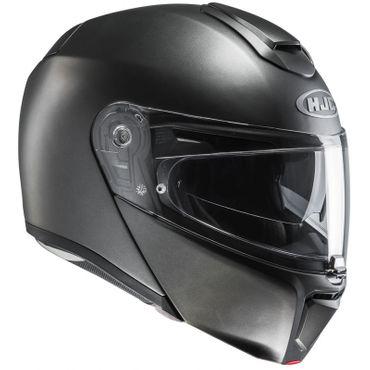 HJC RPHA 90 - SEMI MATT / TITANIUM - Klapphelm / Motorradhelm