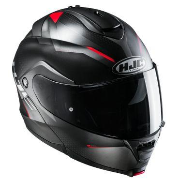 HJC IS-MAX II - DOVA / MC1SF - Klapphelm / Motorradhelm – Bild 4