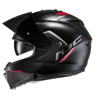 HJC IS-MAX II - DOVA / MC1SF - Klapphelm / Motorradhelm – Bild 2