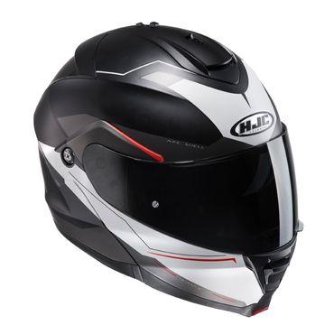 HJC IS-MAX II - MAGMA / MC1SF - Klapphelm / Motorradhelm – Bild 4
