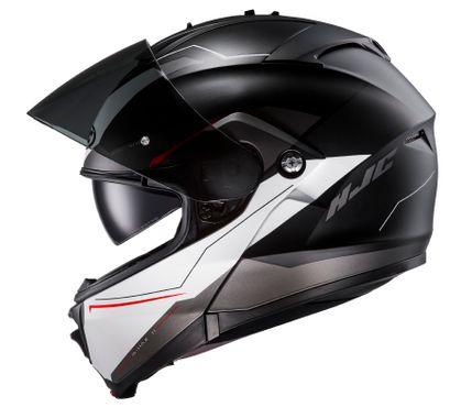 HJC IS-MAX II - MAGMA / MC1SF - Klapphelm / Motorradhelm – Bild 3