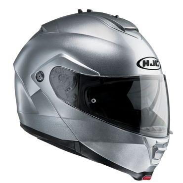 HJC IS-MAX II - METALLIC / SILBER - Klapphelm / Motorradhelm