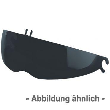 HJC HJ-V7 SONNENBLENDE - SCHWARZ STARK GETÖNT für IS-17 / RPHA MAX EVO / FG-JET