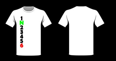 """Speed-Biker Fun T-Shirt """"MotoGear2"""" Motorrad Gänge Umkehrschaltung (Weiß)"""