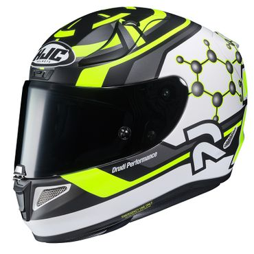 HJC RPHA 11 - IANNONE 29 REPLICA / MC4HSF - Integralhelm / Sporthelm – Bild 1