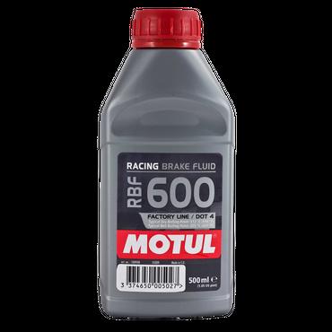 MOTUL RBF 600 RACING BRAKE FLUID DOT 4 Bremsflüssigkeit - 0,5 Liter (500ml)