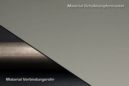 Bodis Exhaust GPC-RS II Slip-On Edelstahl Schwarz für Suzuki GSX-R 1000 17- – Bild 2