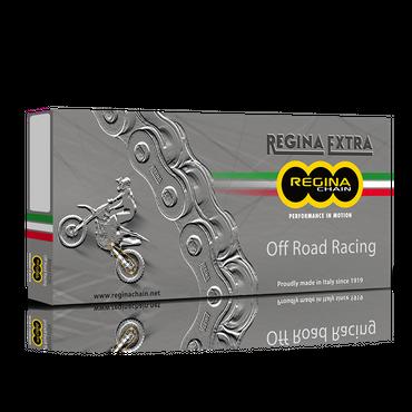 Regina Kette 520-GPXV (Offen + Niet + Clip) - 120 Glieder – Bild 1