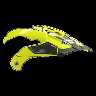 Rocc 771 Helmschirm - Schwarz / Neongelb