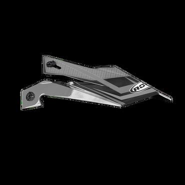 Rocc 712 Junior Helmschirm - Schwarz / Grau