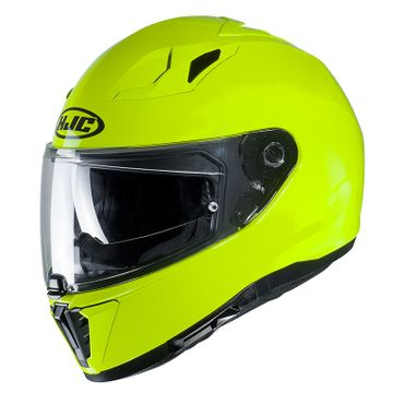 HJC i70 - SOLID / GRÜN - Integralhelm / Sporthelm