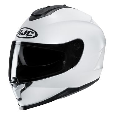 HJC C70 - METALLIC / PERLWEISS - Integralhelm / Sporthelm  – Bild 1