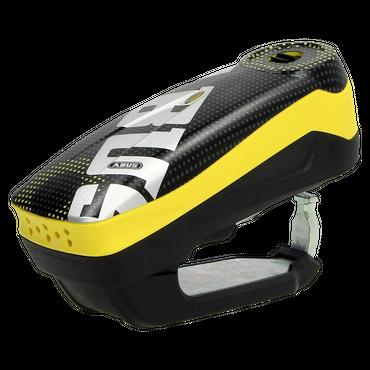 ABUS Detecto 7000 RS 1 Alarmschloss (Gelb)