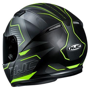 HJC CS-15 - TRION / MC3HSF - Integralhelm / Motorradhelm – Bild 3