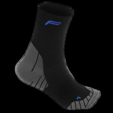 Fuse F-Lite TA 100 Socken - Unisex - Schwarz