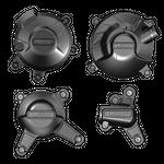GB Racing Motor Protektor Kit Motordeckelschützer für Yamaha MT-09 / FZ-09 2013- 001
