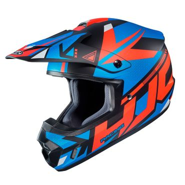 HJC CS-MX II - MADAX / MC26SF - Crosshelm / Endurohelm / Motorradhelm