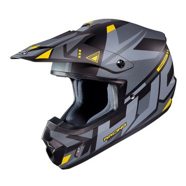 HJC CS-MX II - MADAX / MC53SF - Crosshelm / Endurohelm / Motorradhelm