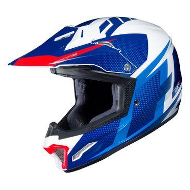 HJC CL-XY II - ARGOS / MC2 - Crosshelm / Endurohelm / Motorradhelm
