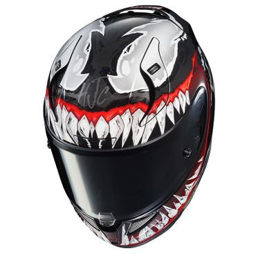 HJC RPHA 11 - VENOM II MARVEL / MC1 - Integralhelm / Sporthelm – Bild 2