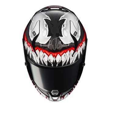 HJC RPHA 11 - VENOM II MARVEL / MC1 - Integralhelm / Sporthelm – Bild 5