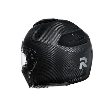 HJC RPHA 90S Carbon - UNI / SCHWARZ - Klapphelm / Motorradhelm – Bild 2