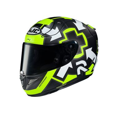 HJC RPHA 11 - IANNONE REPLICA / MC4HSF - Integralhelm / Sporthelm – Bild 1
