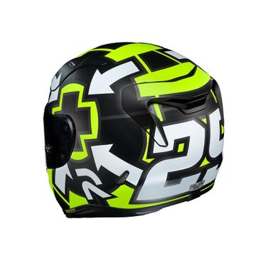 HJC RPHA 11 - IANNONE REPLICA / MC4HSF - Integralhelm / Sporthelm – Bild 3