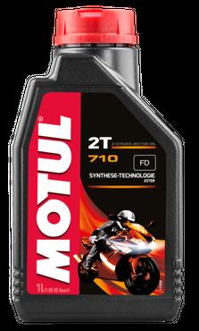 MOTUL 710 2T 2-Takt Motoröl - 1 Liter (1000ml)