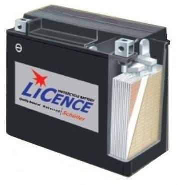 LICENCE Blei-Säure Batterie - Typ S12N16-3B Kawasaki – Bild 2